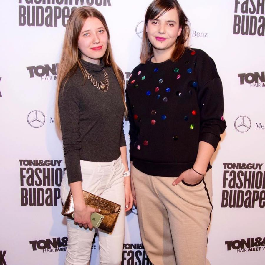 TONY&GUY FASHION WEEK BUDAPEST 2015 – day 1